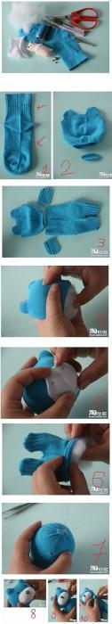 DIY-Sock-Teddy-Bear