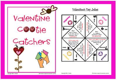Valentine's Day cooties rundesroom