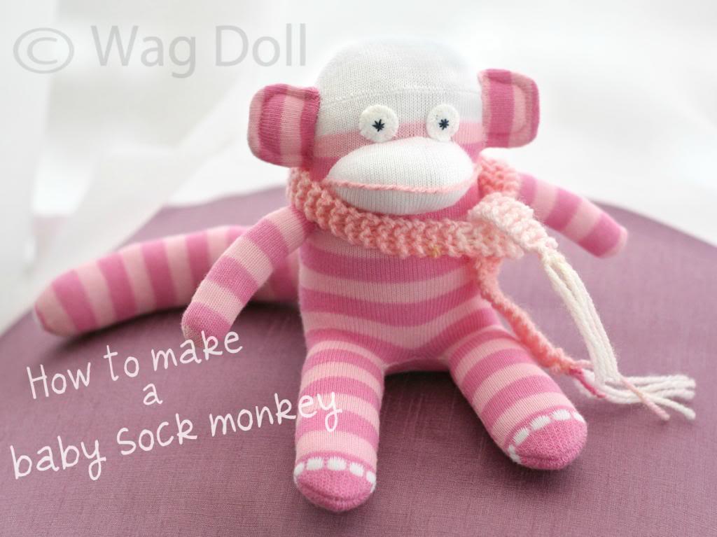 40 Fun And Cozy Sock Monkeys To Make
