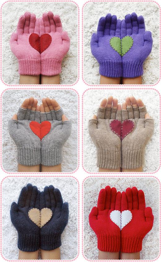 Heart Sweaters