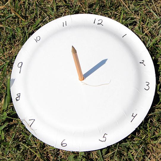 Paper-Plate-Sundial