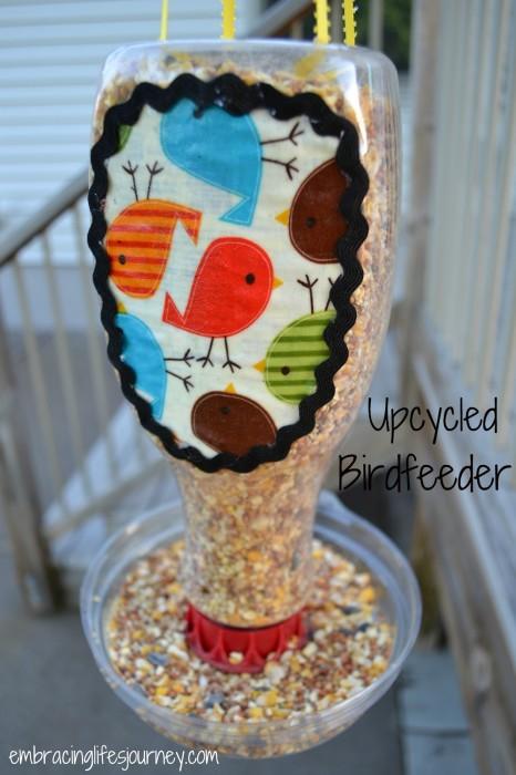 Good DIY Easy Bird Feeder