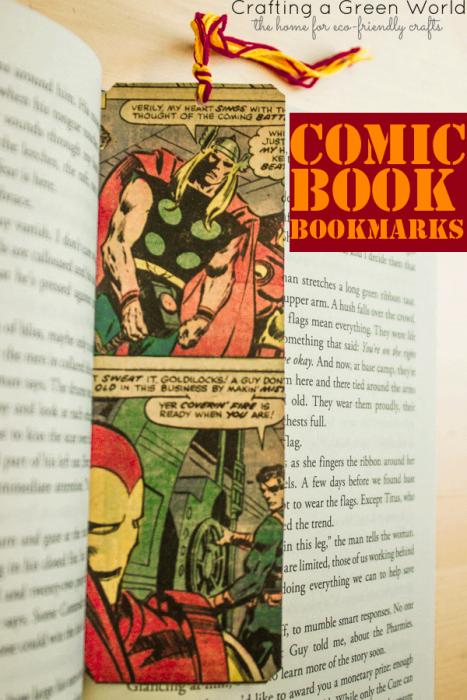 comic-book-bookmark