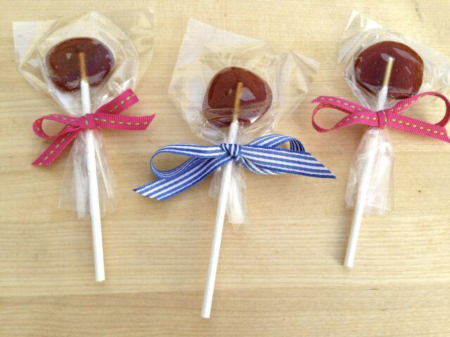 Honey Lollipops Natural Sore Throat Remedy