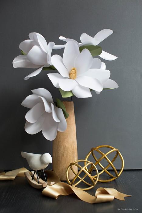 51 diy paper flower tutorials