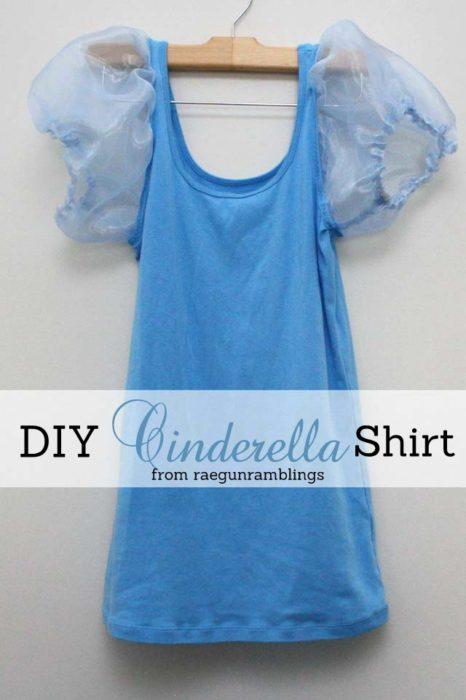 DIY Cinderella Shirt
