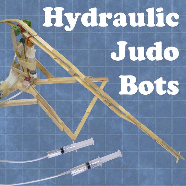 Hydraulic Judo Bots
