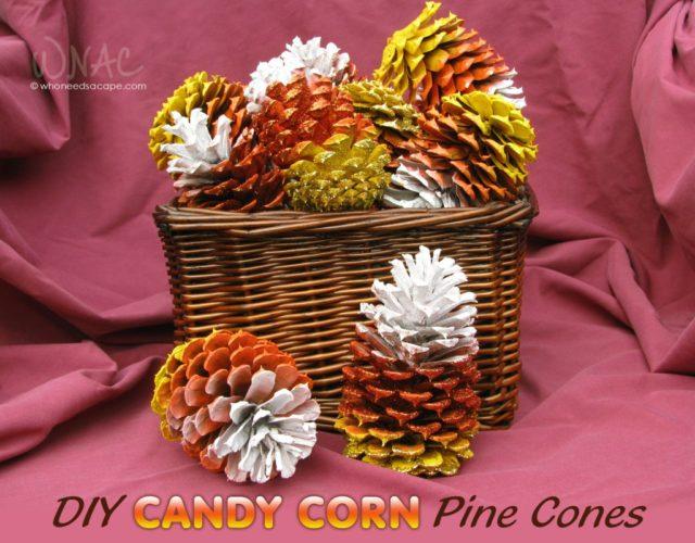 diy-candy-corn-pinecones