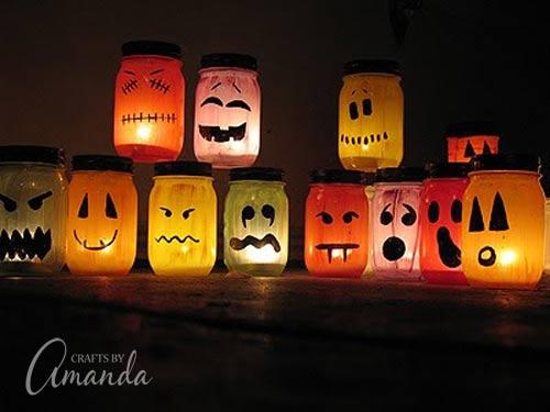 halloween-painted-jar-luminaries