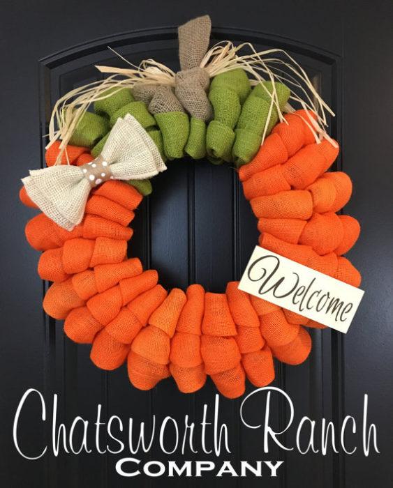 pumpkin-burlap-wreath
