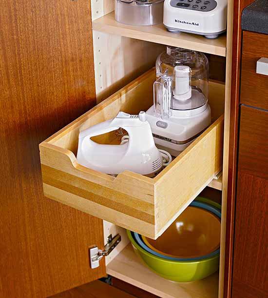 mixer-drawer