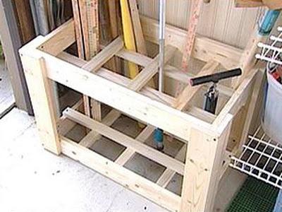 40 cheap diy garage storage ideas you can do tool storage solutioingenieria Images