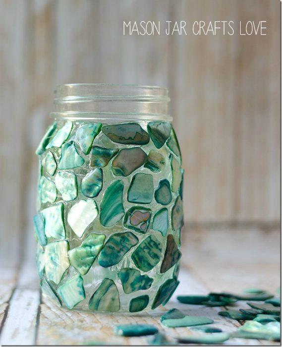 Glass Jar Ideas For Kitchen