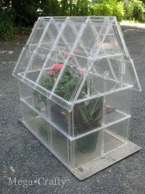 CD Case Greenhouse