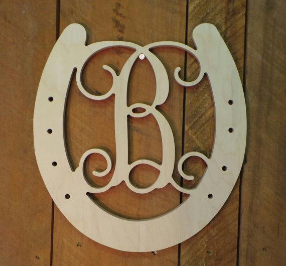 Horseshoe Door Hanger